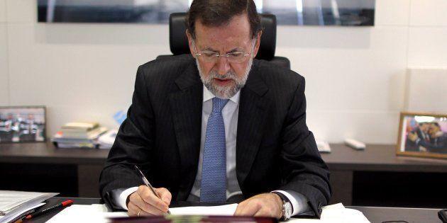 Rajoy responde a Puigdemont: