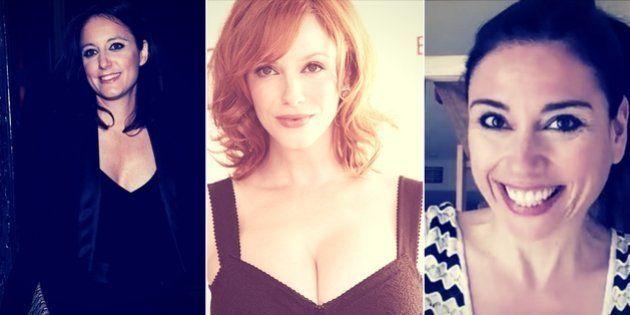 Las tetas de Andrea, Marisa, la pelirroja de 'Mad Men' y las