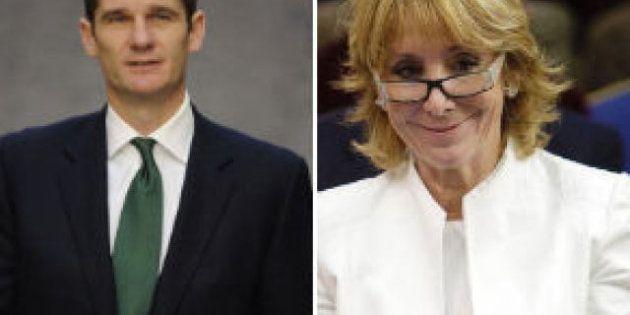La empresa de 'cazatalentos' de Aguirre ya 'fichó' a Urdangarin para su consejo