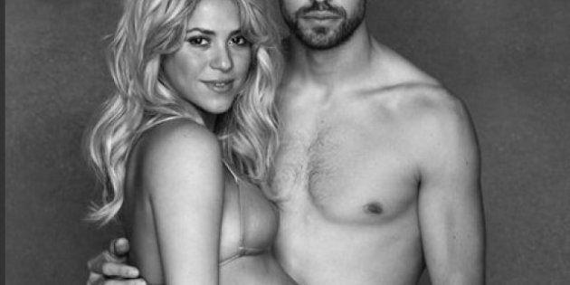¡¡¡Shakira-bebé!!!: nace el hijo de Shakira y Piqué tras el parto en Barcelona (FOTOS,