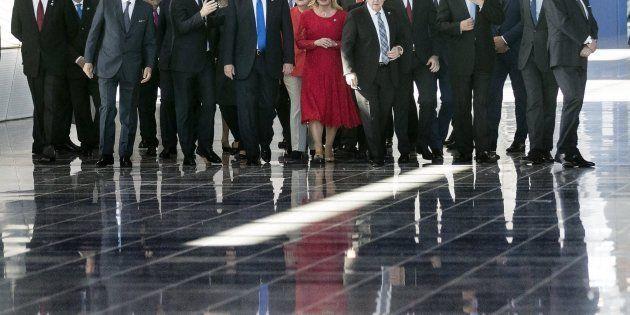 Los líderes dan luz verde a una mayor implicación de la OTAN en la lucha contra el