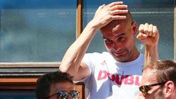 La reacción de Guardiola cuando le cantan