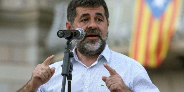 """Jordi Sànchez: """"El Estado no tiene instrumentos para impedir una desobediencia"""