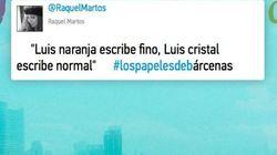 Así ven los humoristas los #papelesdebárcenas