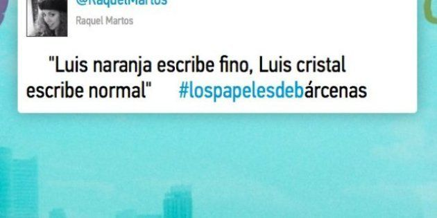 Papeles de Bárcenas: así lo ven los profesionales del humor en Twitter