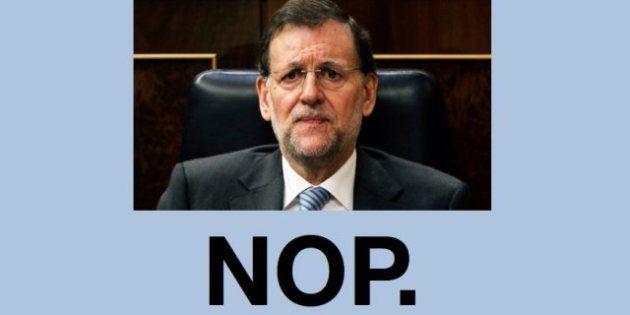 ¿Dimite Rajoy?: una web en clave de humor tiene la respuesta (FOTOS,