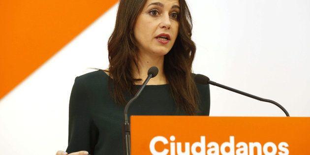 Inés Arrimadas gana las primarias de Cs para la Generalitat con el 96% de los
