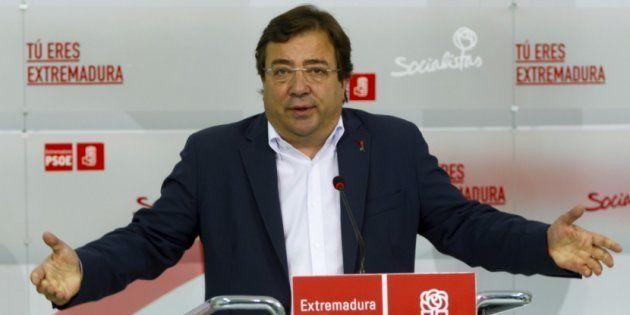 El ruego de Fernández Vara a los culés antes de la final de