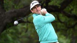 El golfista Fernández-Castaño la lía en Twitter al criticar así a los que pitaron el