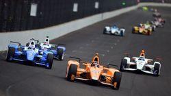 Alonso no se quita el gafe: abandona las 500 Millas tras romper el