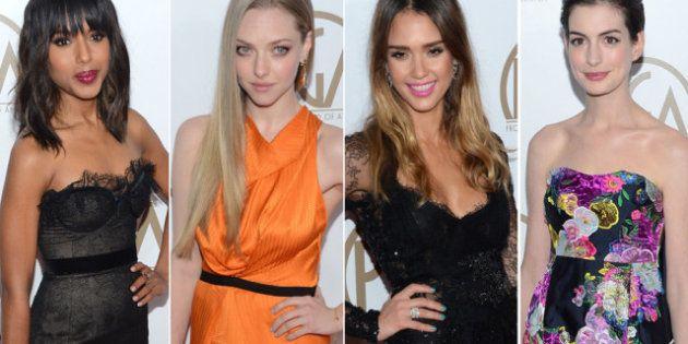 'Argo' gana el Premio del Sindicato de Productores: Jessica Alba, Anne Hathaway y otras estrellas en...