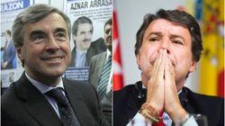 """Ángel Acebes a Ignacio González: """"Nos pueden hacer pasar un mal"""