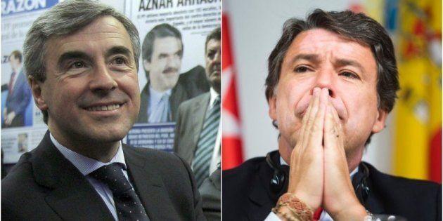 Ángel Acebes e Ignacio