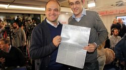 Eduardo Madina y José Carlos Díez renuncian a defender sus ponencias en el congreso del