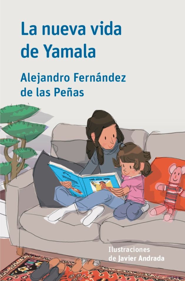 Yamala, la niña de cuento que narra la verdad del drama de los