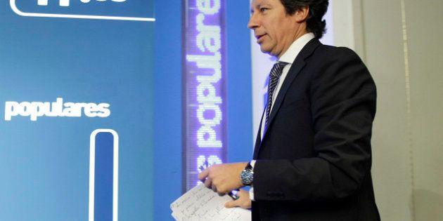 Carlos Floriano (PP) anuncia querellas contra los que filtraron o publicaron las cuentas de