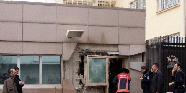 Explosión junto a la embajada de EEUU en Turquía: varias víctimas