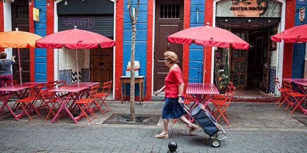 Más vida de barrio con menos movilidad