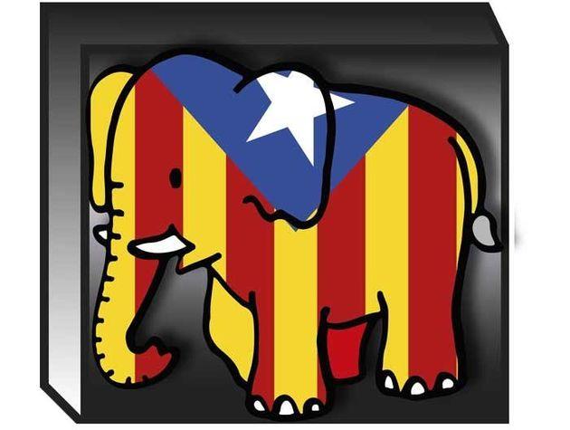 El elefante en la