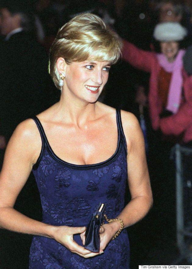 El bolso de Diana de Gales tenía una segunda función