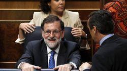 Rajoy se equivoca al votar los