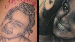 Un mal tatuaje tiene arreglo