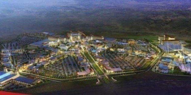 El grupo Cordish invertirá 2.000 millones en un complejo de ocio en