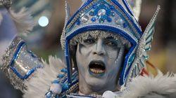 Brasil se entrega al carnaval