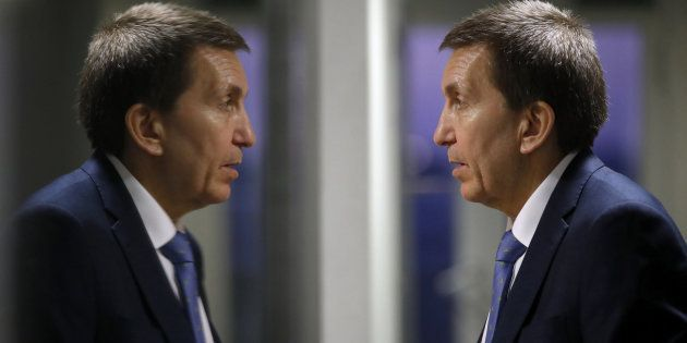 Moix frente al espejo: 3 meses en el ojo del