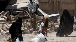 La ONU alerta de que 200.000 civiles están atrapados en la batalla por