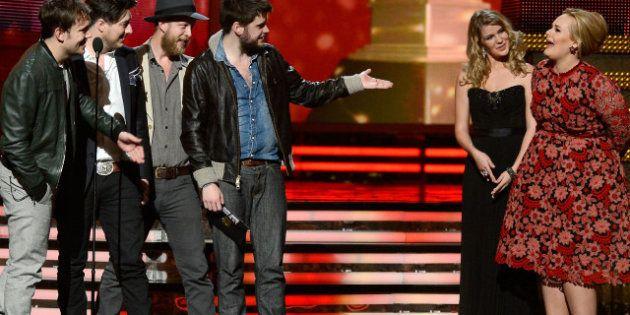 Grammy 2013: premios para Mumford & Sons y The Black Keys