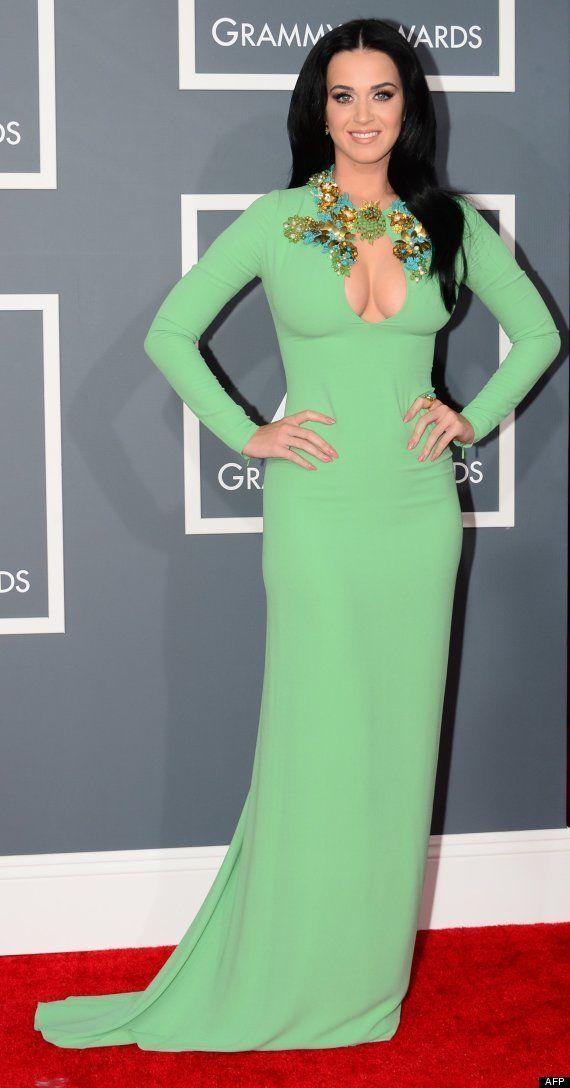 Katy Perry Grammy 2013: su silenciosa protesta contra la