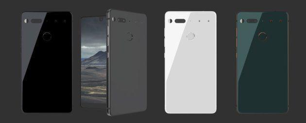 Así es el Essential Phone, el teléfono del creador de