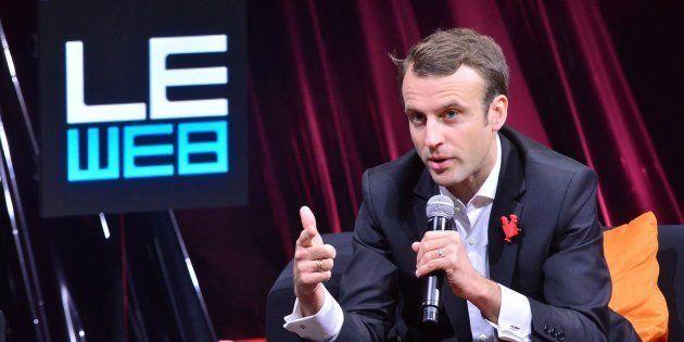 Macron y la generación