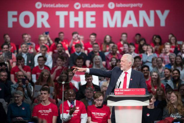 Jeremy Corbyn contra el relato del