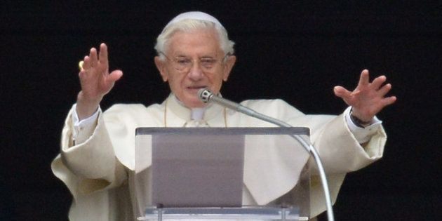 El papa asegura en su último Ángelus que el Señor le ha llamado
