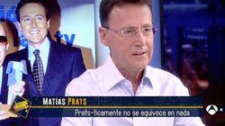 Matías Prats desvela en 'El Hormiguero' quién llamó para que le echasen de