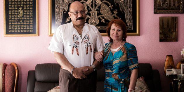 Hisham Kira y Luz