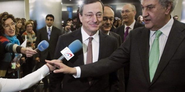 Draghi pide
