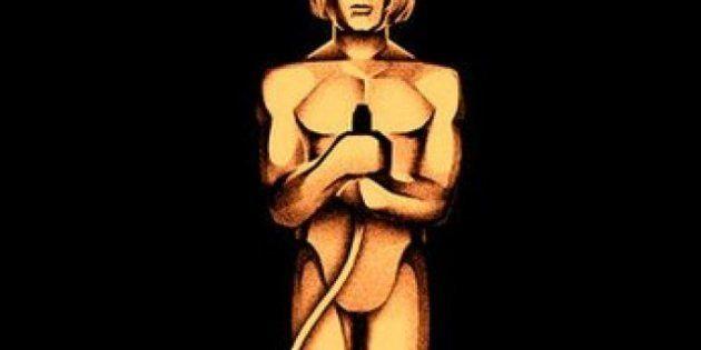 Cartel Oscar 2013: 85 estatuillas homenajeando a las triunfadoras de cada año
