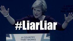 El hit contra Theresa May que triunfa en Reino
