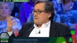 La aplaudida respuesta de Maraña a Marhuenda sobre el Fiscal