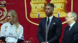 Polémica por lo que se escuchó a la llegada del Real Madrid a la