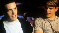 Ben Affleck y Matt Damon incluyeron una escena de sexo gay en 'El indomable Will