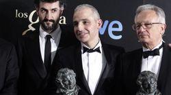 Los Goya, líderes de audiencia pero con menos espectadores que en