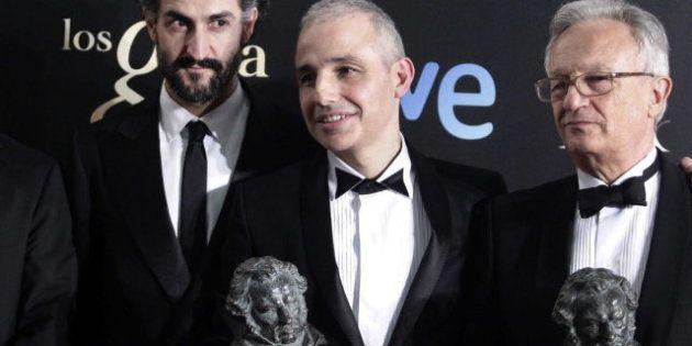 Los Goya 2013, líderes de audiencia con 3.917.000 de espectadores, menos que la de