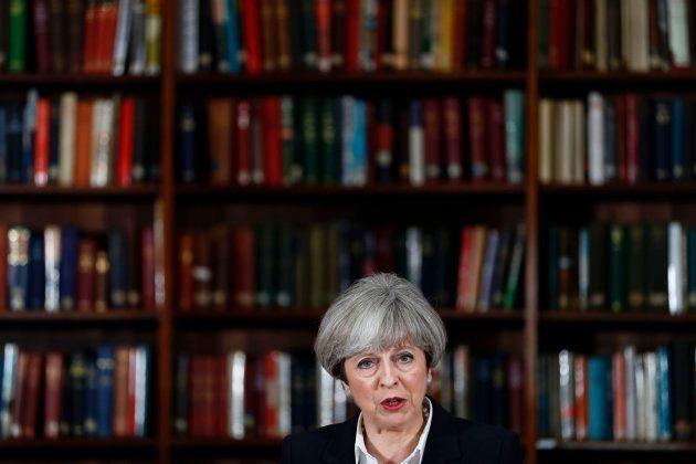 La pesadilla de Theresa