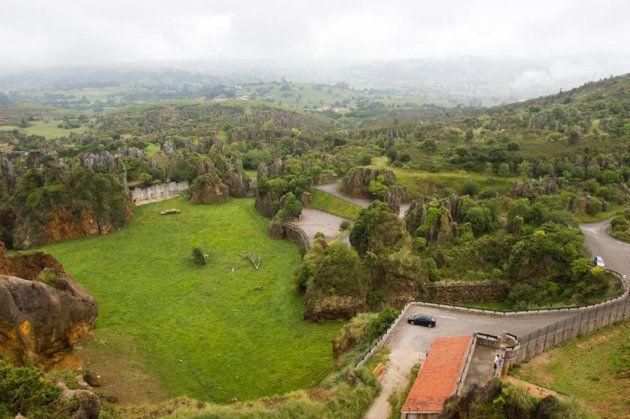 Viaje a Cabárceno, el parque natural de Cantabria al que querrás ir con tus