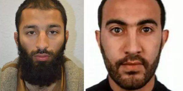 Reino Unido revela los nombres de dos de los terroristas del atentado del sábado en