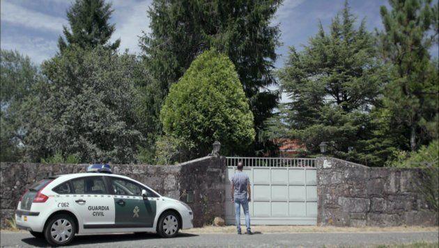 En 'El caso Asunta' el equipo de rodaje tiene acceso a las casas de los padres de